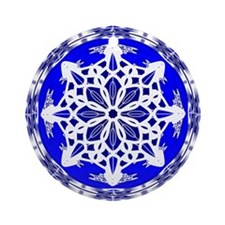 Snowflake Ornament #14