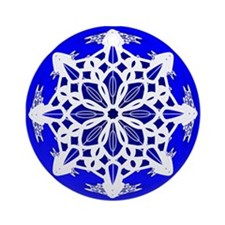 Snowflake Ornament #13