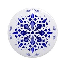 Snowflake Ornament #11