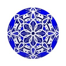 Snowflake Ornament #10