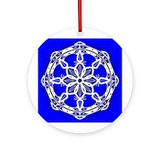 Snowflake Ornament #9