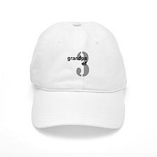 GRANDPA 3 Baseball Cap