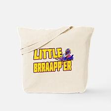 Little Brraapp'er Tote Bag