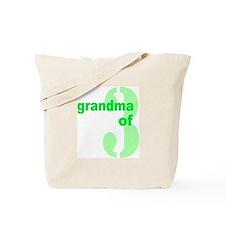 GRANDMA 3 Tote Bag