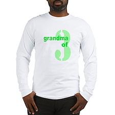 GRANDMA 3 Long Sleeve T-Shirt