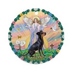Blessing /Manchester Ornament (Round)
