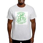Green Logo Light T-Shirt
