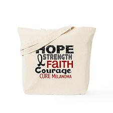 HOPE Melanoma 3 Tote Bag