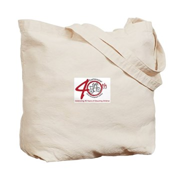 NEW Red Logo Tote Bag!