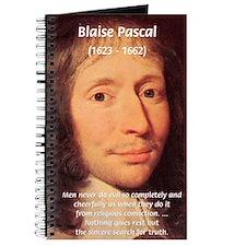 Mathematician: Blaise Pascal Journal
