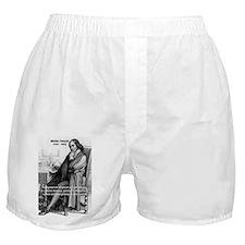 Mathematics: Blaise Pascal Boxer Shorts