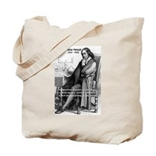 Mathematics: Blaise Pascal Tote Bag