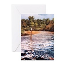 Fly Fishing Greeting Cards (Pack/6)