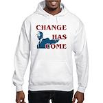Change Has Come Hooded Sweatshirt