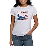 Change Has Come Women's T-Shirt