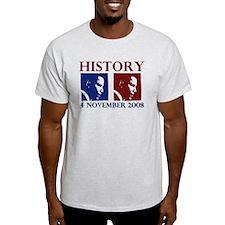 History 11-4-2008 T-Shirt