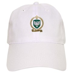 THEBEAU Family Crest Baseball Cap