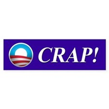 Obama Bumper Bumper Sticker