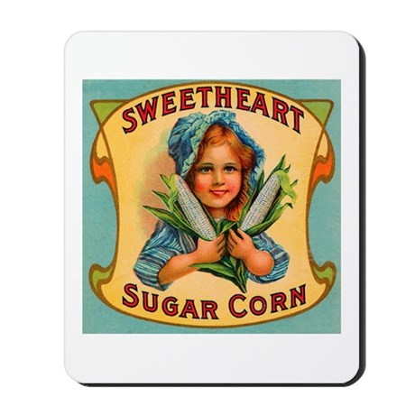 Sweetheart Sugar Corn Mousepad