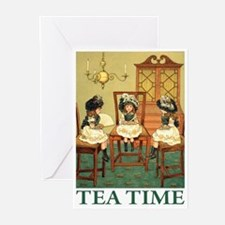 TEA TIME Greeting Cards (Pk of 20)
