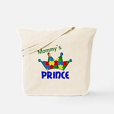 Autistic Prince 3 Tote Bag