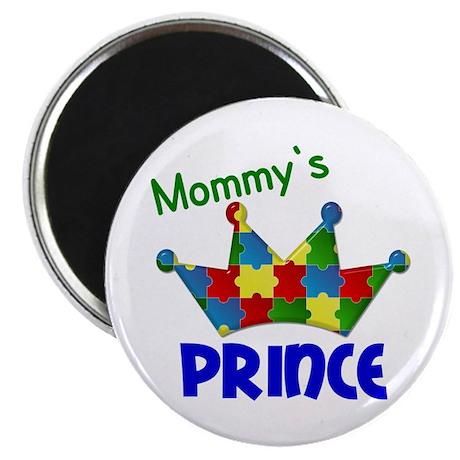 Autistic Prince 3 Magnet