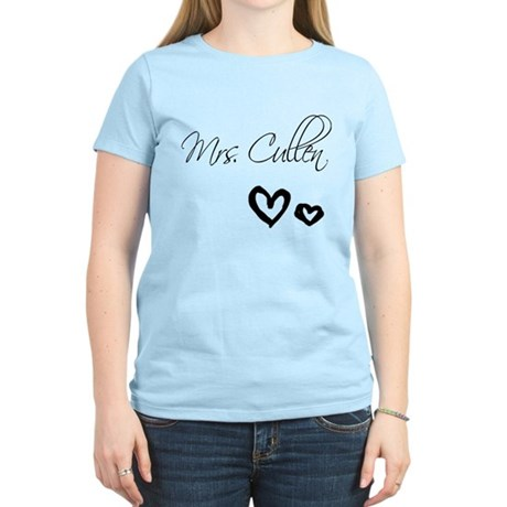 Mrs. Cullen Women's Light T-Shirt