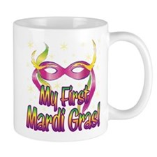 MY FIRST MARDI GRAS! Mug
