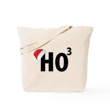 Christmas Ho Ho Ho Santa Tote Bag