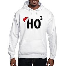 Christmas Ho Ho Ho Santa Jumper Hoody
