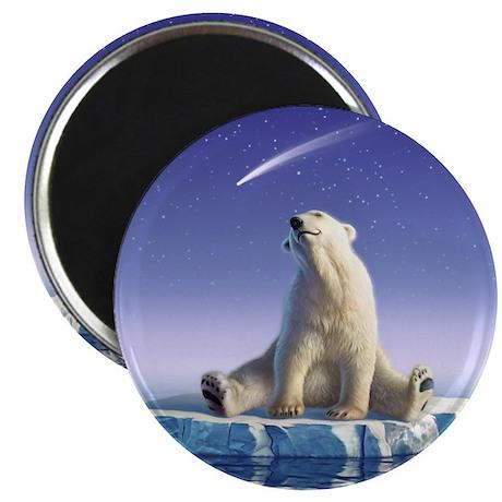 "Shooting Star 2.25"" Magnet (100 pack)"