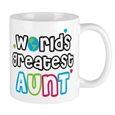 WorldsGreatestAunts Mugs