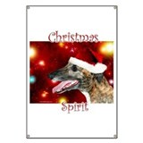 Greyhound holiday Banners