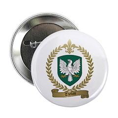 THEBAU Family Crest Button