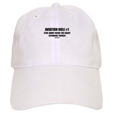 AVIATION RULE #1 Baseball Cap