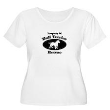 Property of Bull Terrier Resc T-Shirt