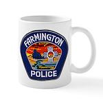 Farmington Police Mug