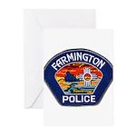 Farmington Police Greeting Cards (Pk of 20)