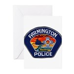 Farmington Police Greeting Cards (Pk of 10)