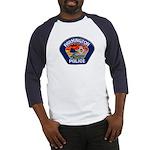 Farmington Police Baseball Jersey