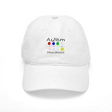 Autism, Embrace Differences Baseball Cap