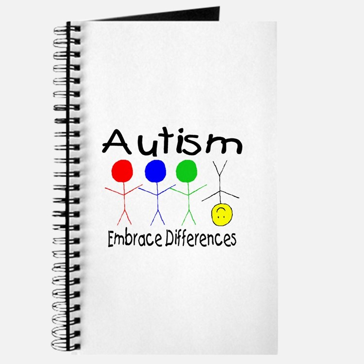 Autism, Embrace Differences Journal