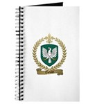 THEBAUT Family Crest Journal