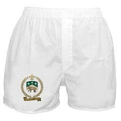 TESTARD Family Crest Boxer Shorts