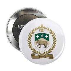 TESTARD Family Crest Button