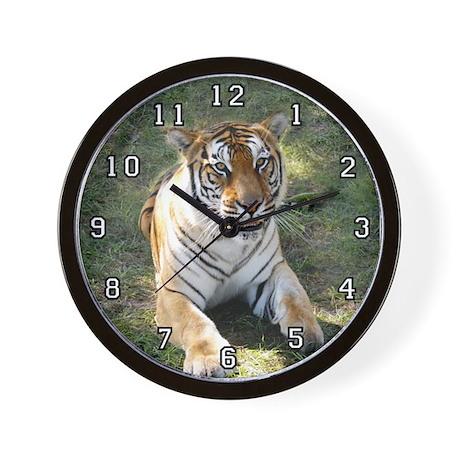 Flavio, The Tiger Wall Clock