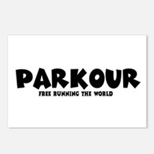 Parkour - Free Running Postcards (Package of 8)