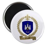TEMPLE Family Crest Magnet