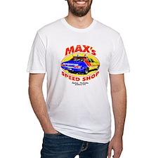 Max's Speed Shop Distress Shirt
