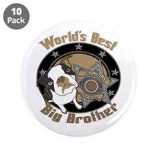 """Top Dog Big Brother 3.5"""" Button (10 pack)"""